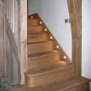 LED stair lights