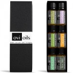 eco friendly Christmas gifts - use essential oils