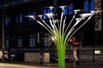 What Do Solar Street Lights Do In The Dark?