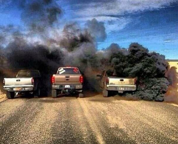 Upset About Rolling Coal Stop Whining And Fight Back With This