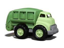eco friendly Christmas gifts for kids - recycle truck